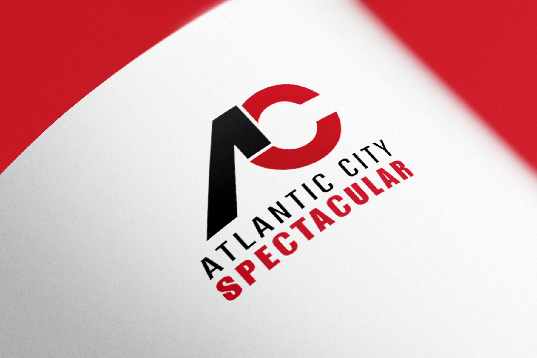 Atlantic City Logo Design