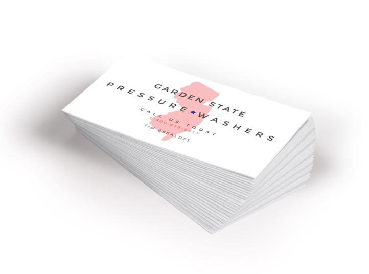 South Jersey Business Card Prints