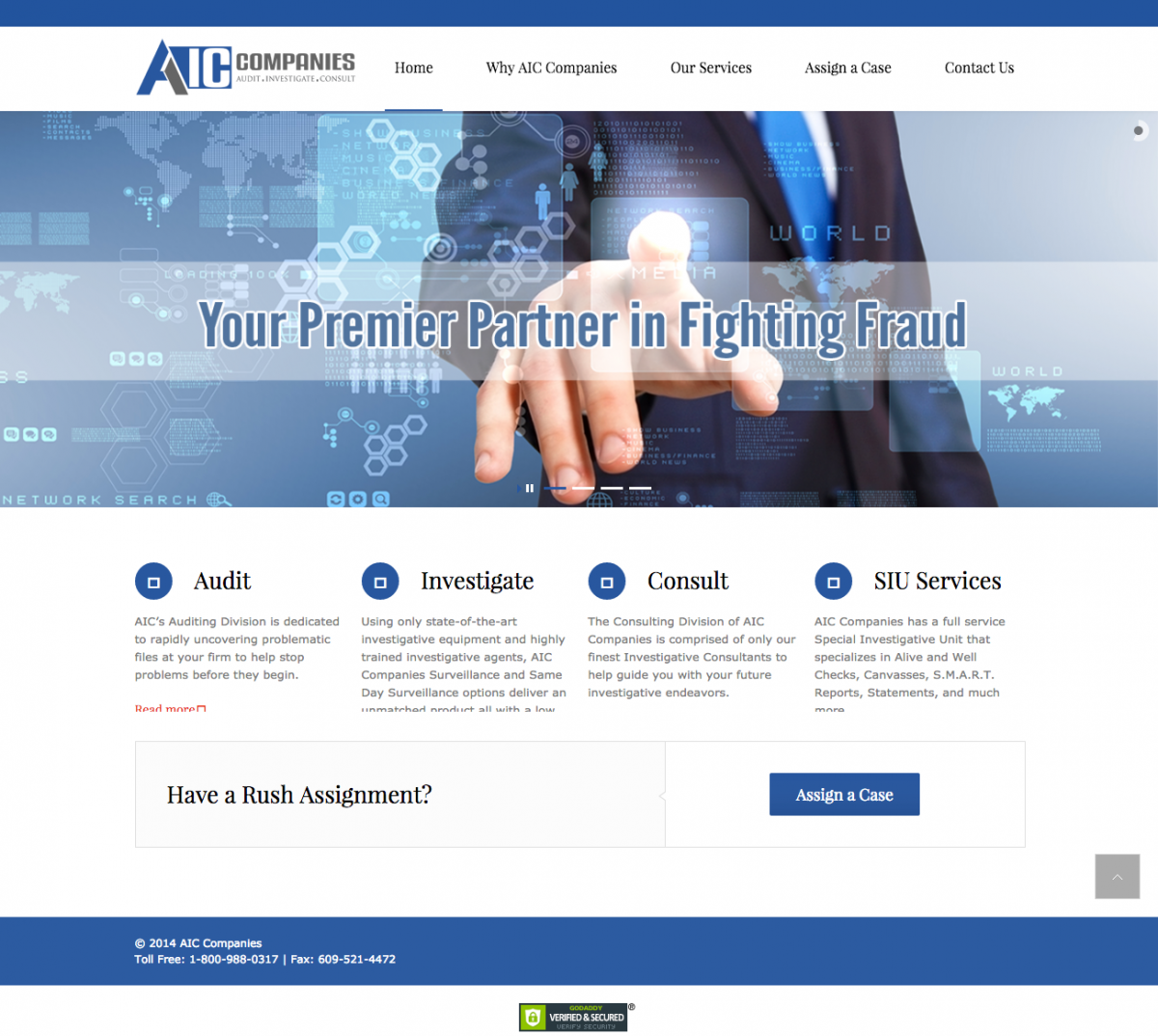 company web designs