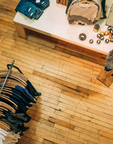 clothing web designs